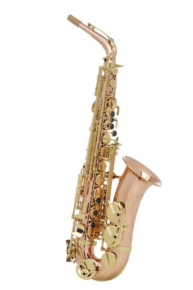 "Buffet Crampon Model BC2525-8 Alto Sax in lacquer finish ""Senza"""