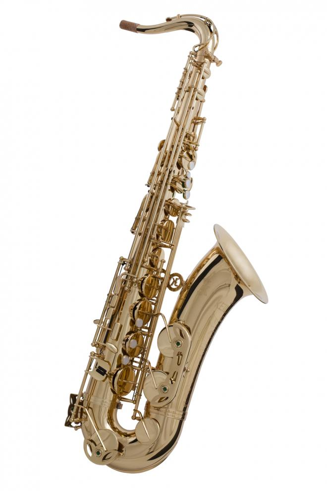 Keilwerth Model JK3000-8-0 Tenor Sax - Gold Lacquered