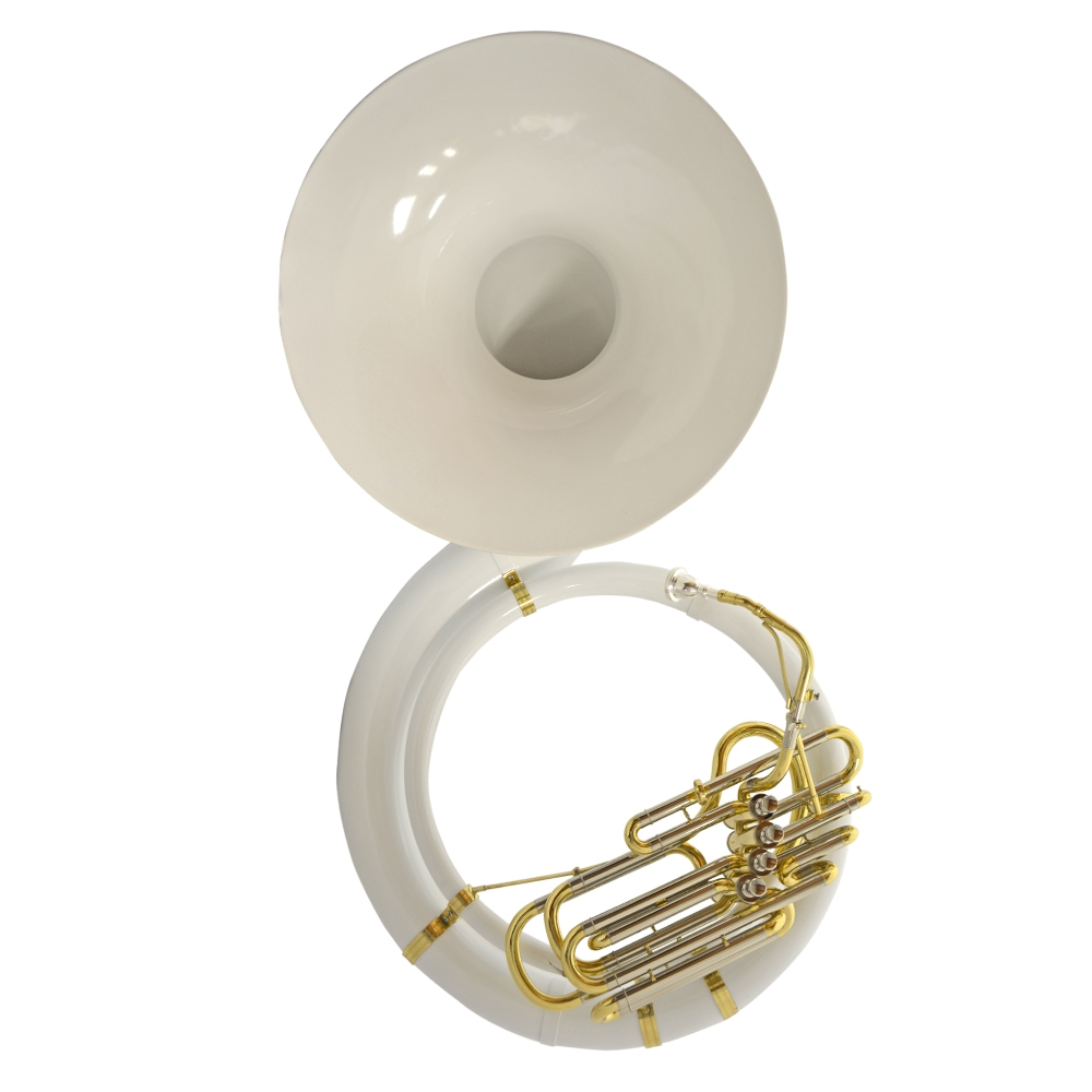 Schiller American Heritage 4 Valve Sousaphone - Fiberglass