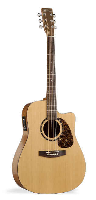 Norman ST40 CW GT Presys Acoustic Guitar
