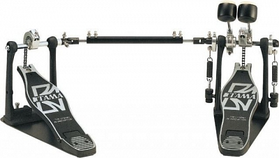 Tama Twin Pedal with Carrying Case HP200TWB