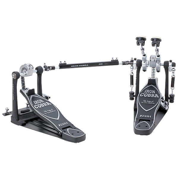 Tama Power Glide Twin Pedal HP900PTW