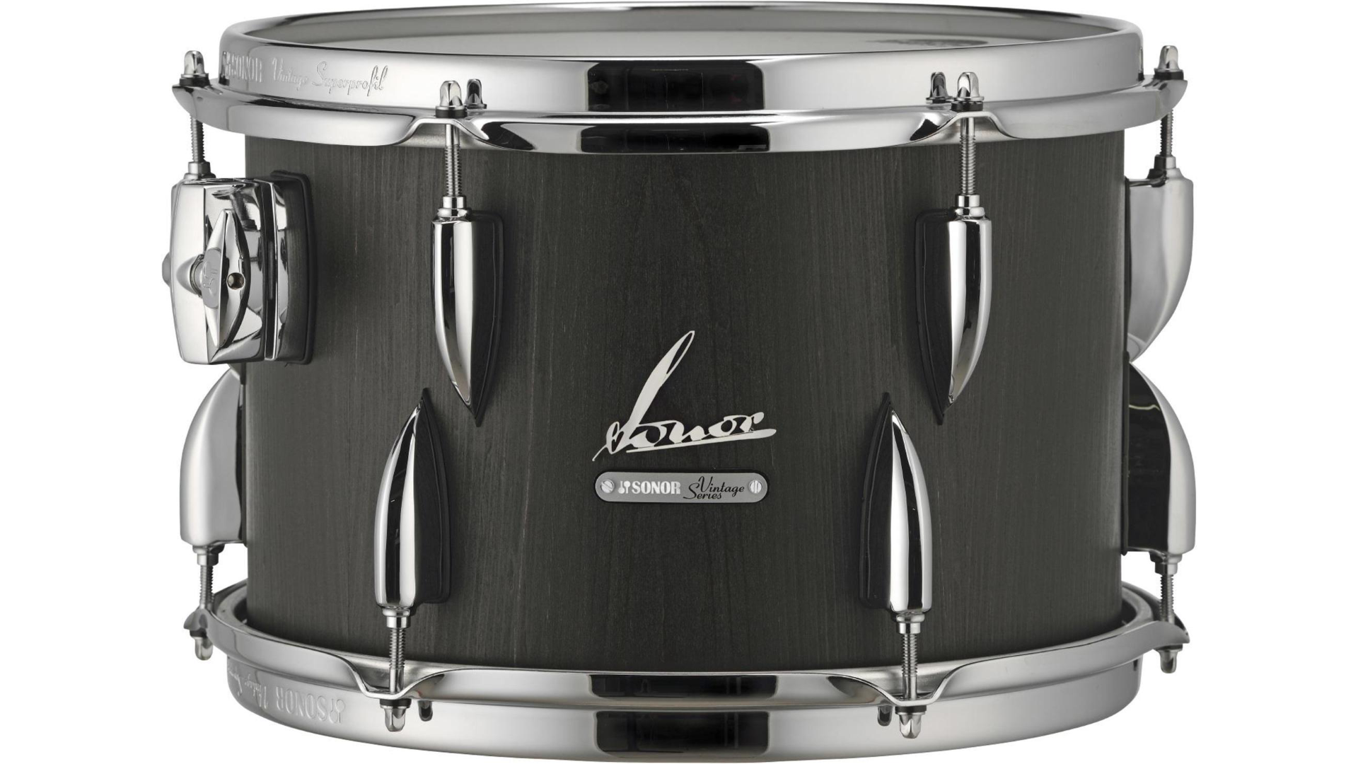 Sonor Vintage Series Tom  13 x 8 in. Vintage Onyx