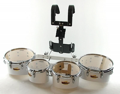 Trixon Field Series Tenor Marching Tom Set - 4 Toms