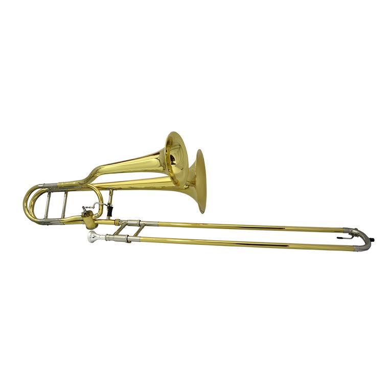 Schiller Studio Band Leader Double Bell Trombone