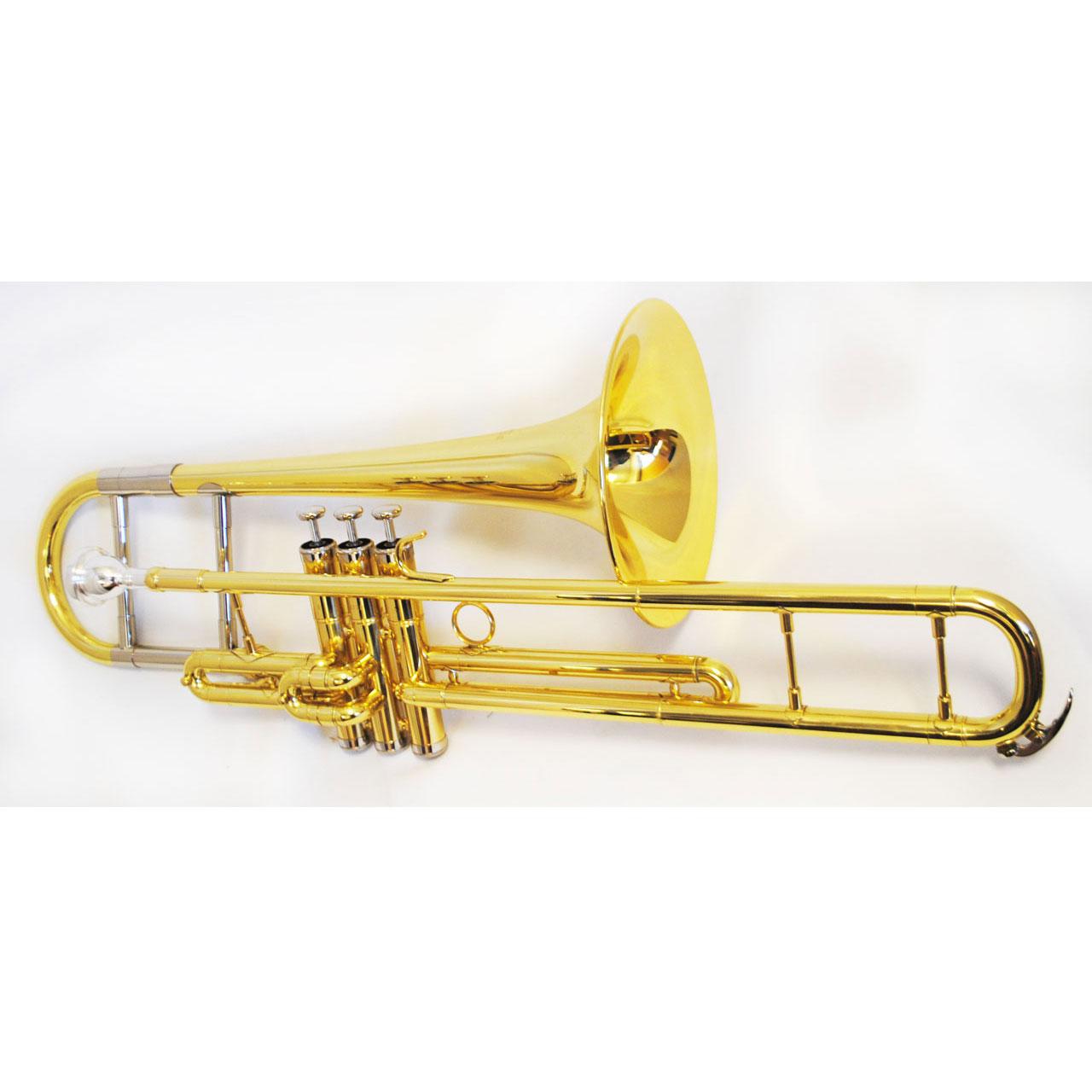 Schiller American Heritage Piston Valve F Trombone