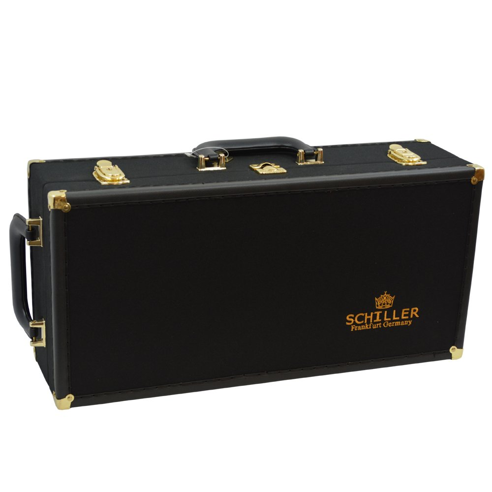 Schiller Hard-Shell Trumpet Case
