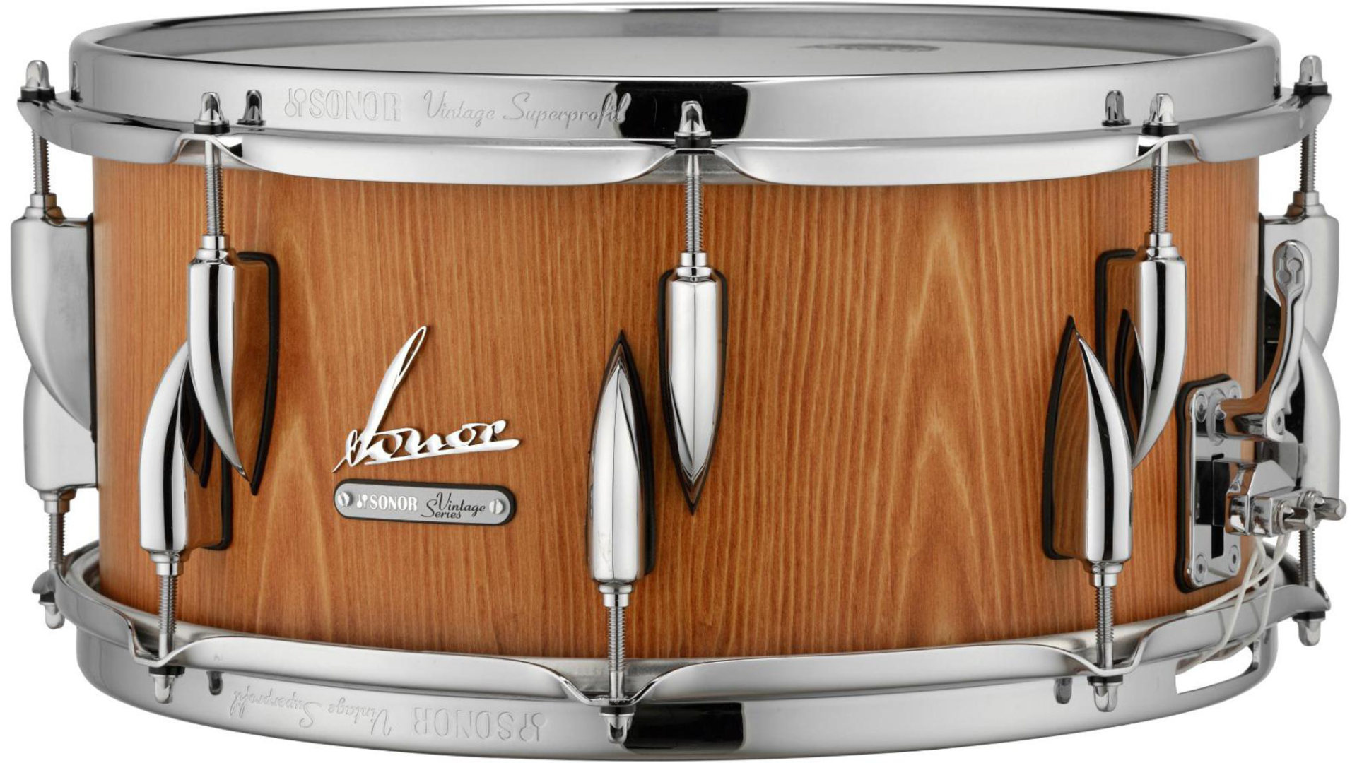 Sonor Vintage Series Snare Drum 14 x 6.5 in. Vintage Natural