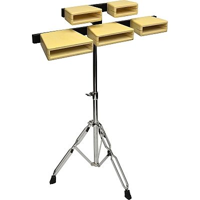 Trixon Wood Gig Block with Stand