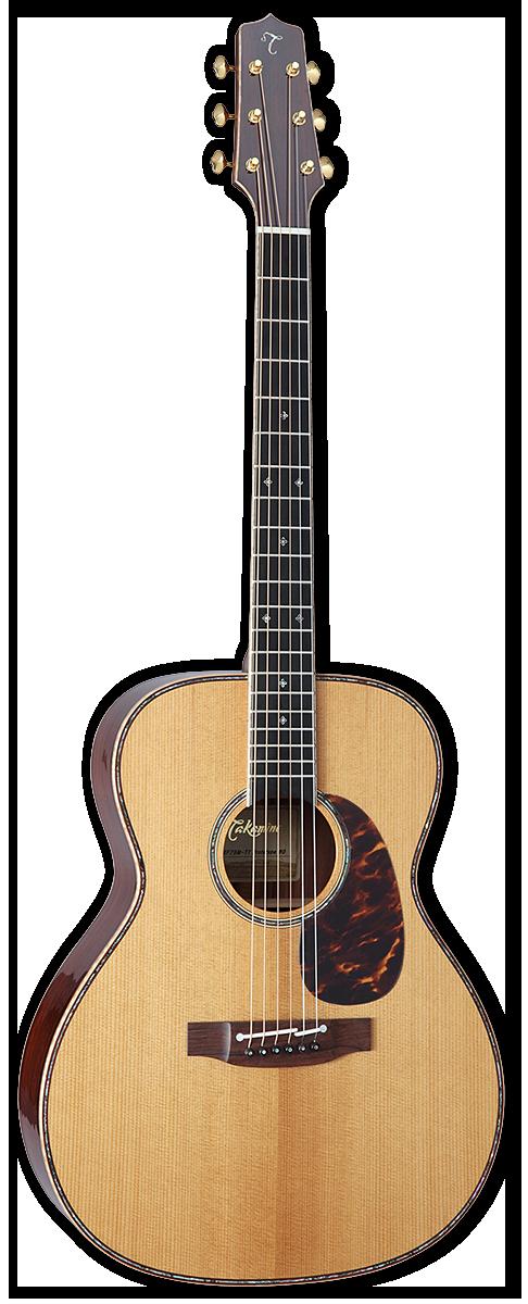 Takamine EF75M TT Acoustic Guitar