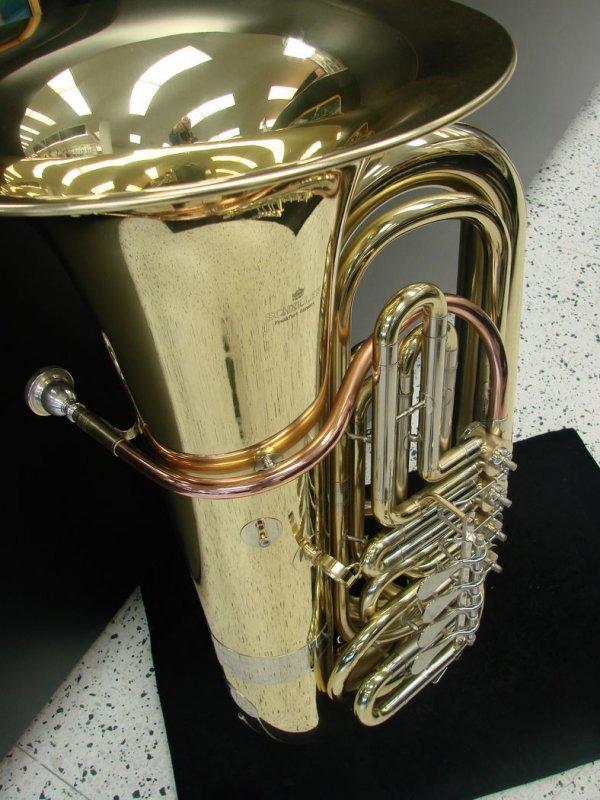 Schiller American Heritage 4 Valve Tuba-Floor Model