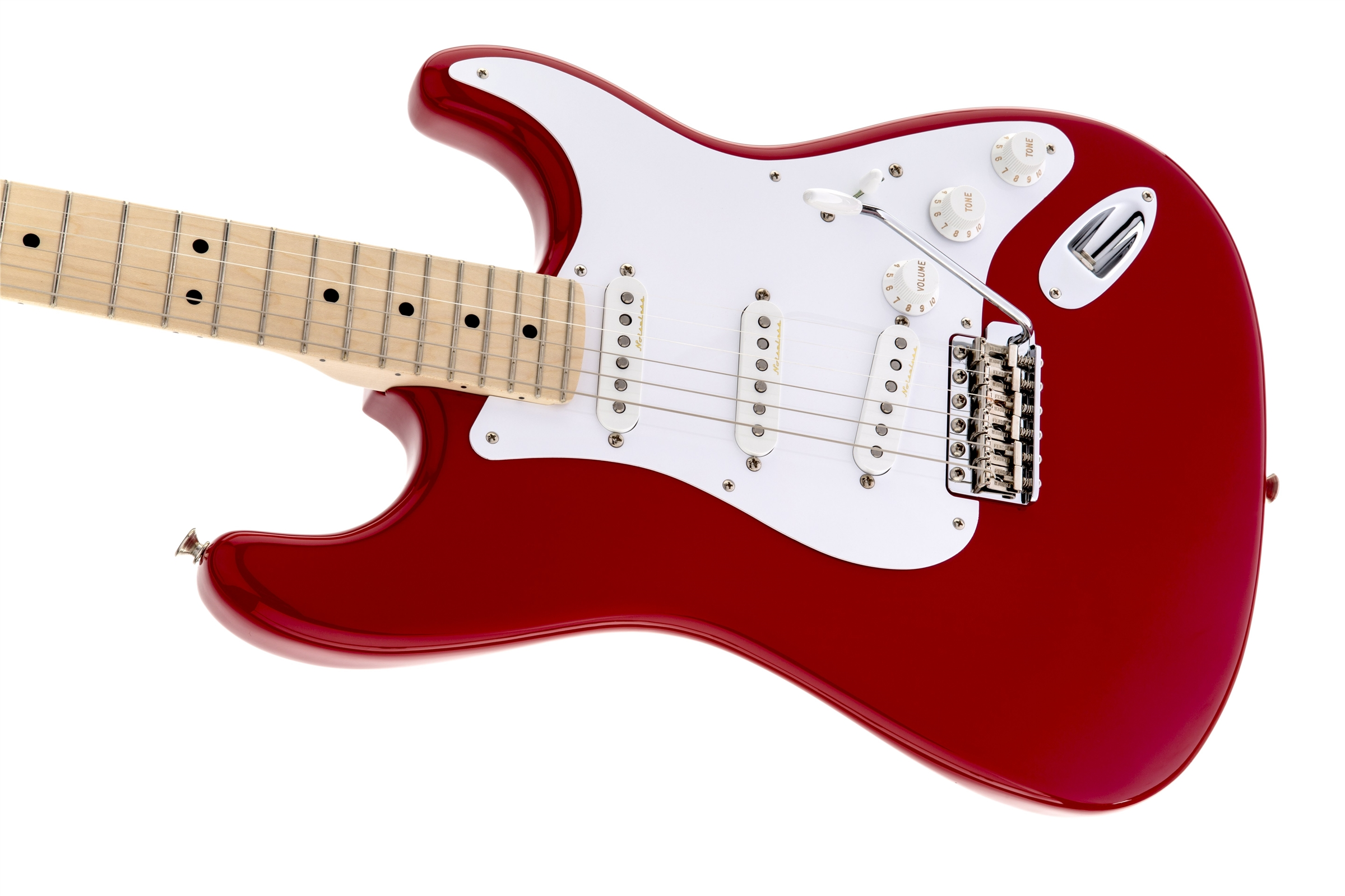 Fender Eric Clapton Stratocaster® Artist Series Torino Red Maple Fingerboard Electric Guitar