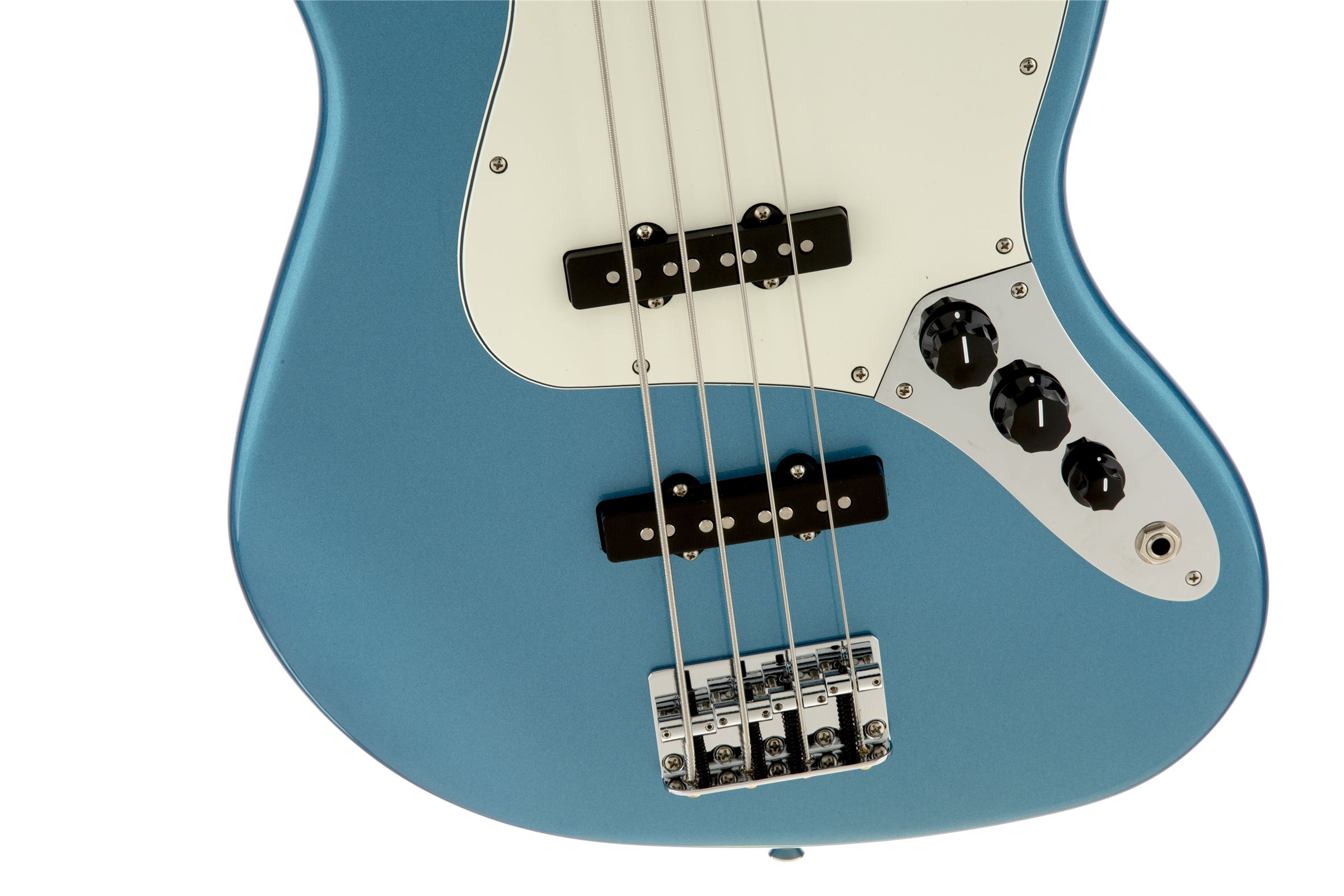 Fender Standard Jazz Bass® Lake Placid Blue Rosewood Fingerboard Electric Bass Guitar