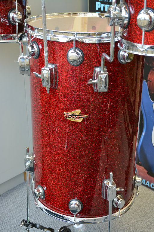 Trixon Cocktail Kit Red Sparkle
