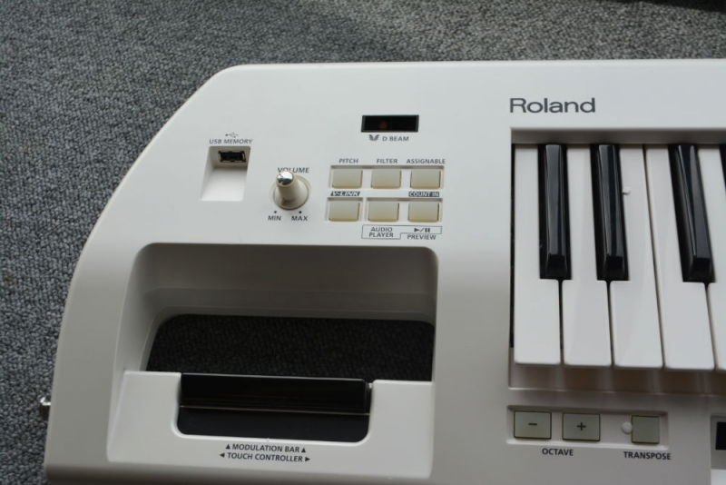 Roland Lucinda Keyboard AX09