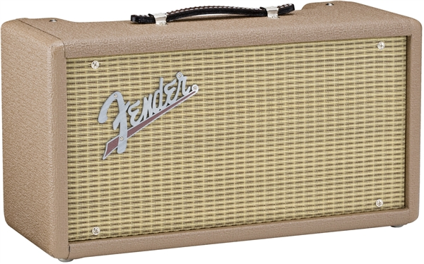 Fender '63 Tube Reverb - Brown and Wheat