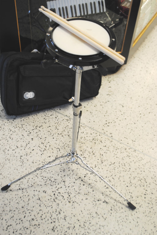 CB Percussion Bell Kit & Drum Pad