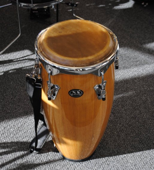 XS Percussion Conga w/ Strap