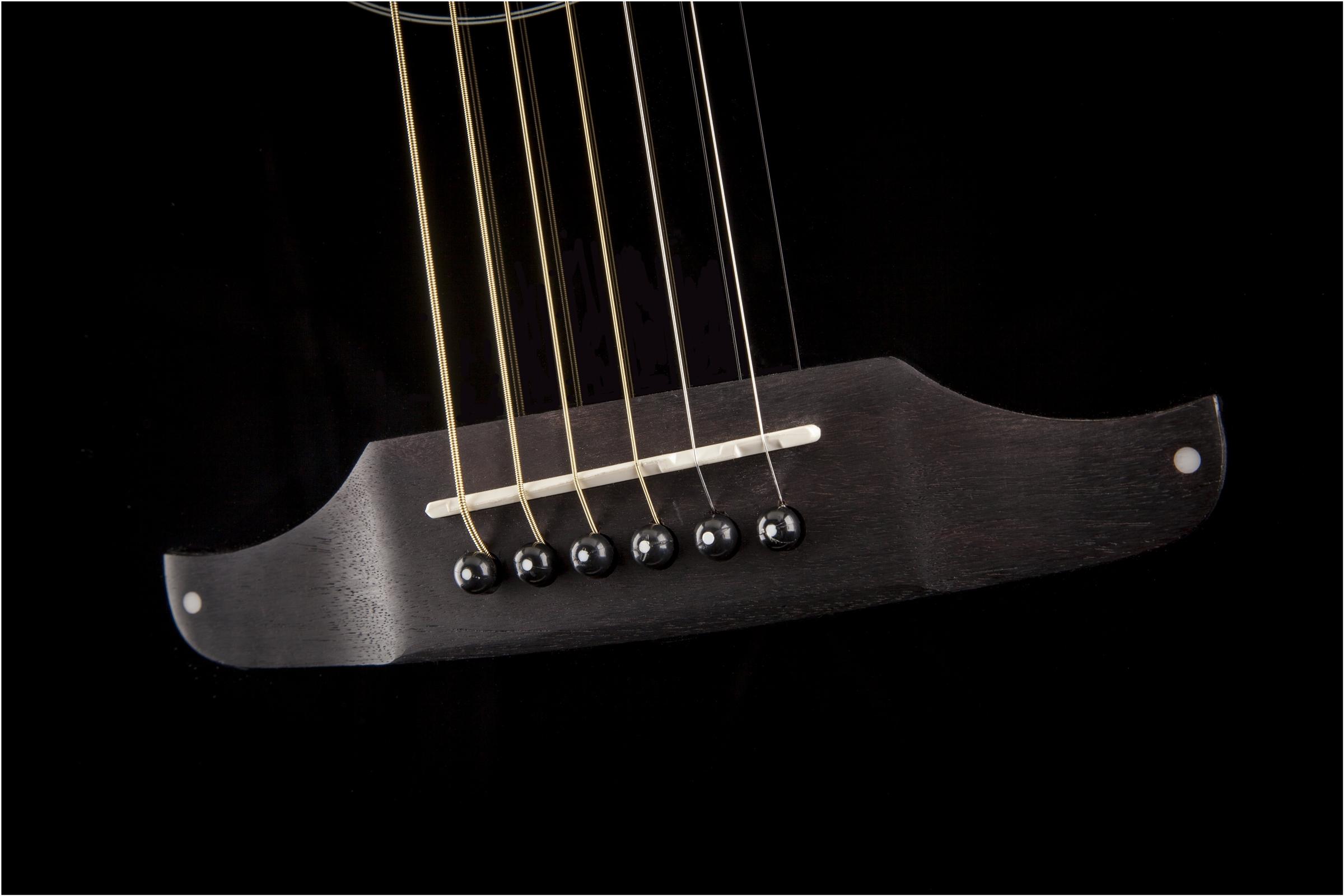 Fender Stratacoustic™ Standard Black Acoustic Electric Guitar