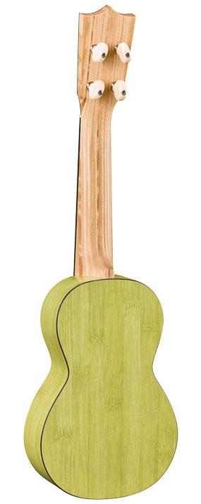 Martin 0X Green Bamboo Ukulele