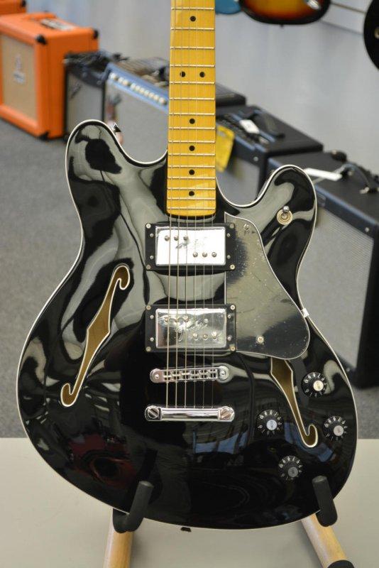 Fender Starcaster Semi-Hollowbody Electric Guitar