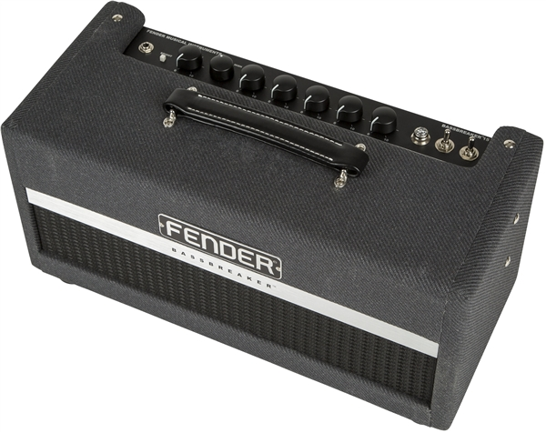 fender bassbreaker 15 head jim laabs music store. Black Bedroom Furniture Sets. Home Design Ideas