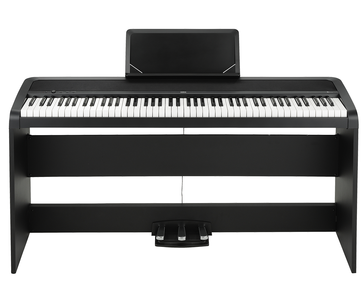 Korg B1SP Digital Piano - Black w/Starter Pack