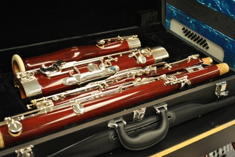 Schiller Maplewood Bassoon