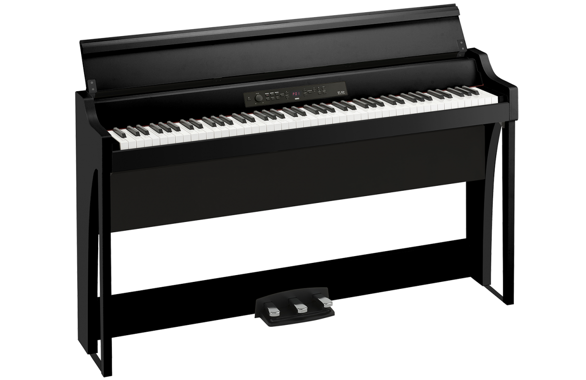 Korg G1 Air Digital Piano with Bluetooth - Black