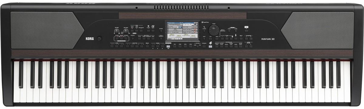 Korg Havian 30 Digital Piano - Black