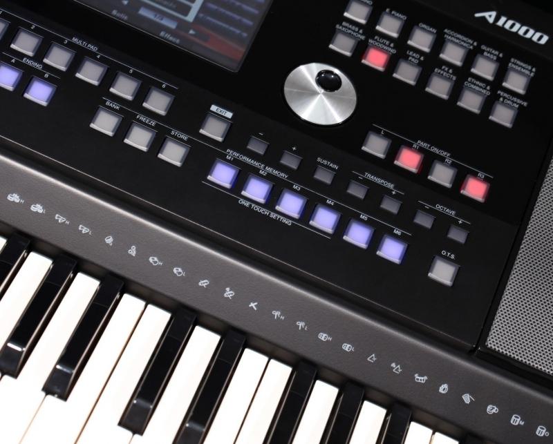 Medeli A1000 Keyboard