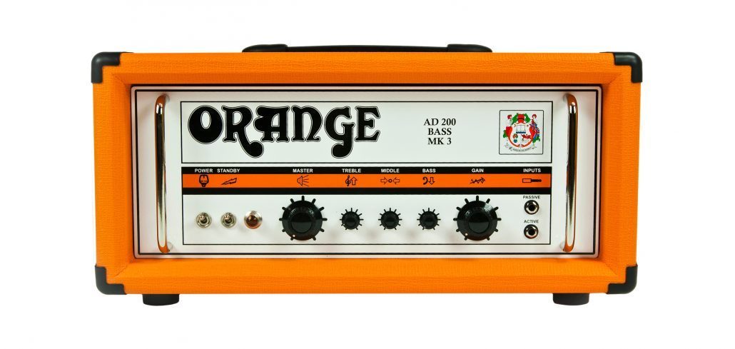 orange tiny terror 15w mini guitar amp head jim laabs music store. Black Bedroom Furniture Sets. Home Design Ideas