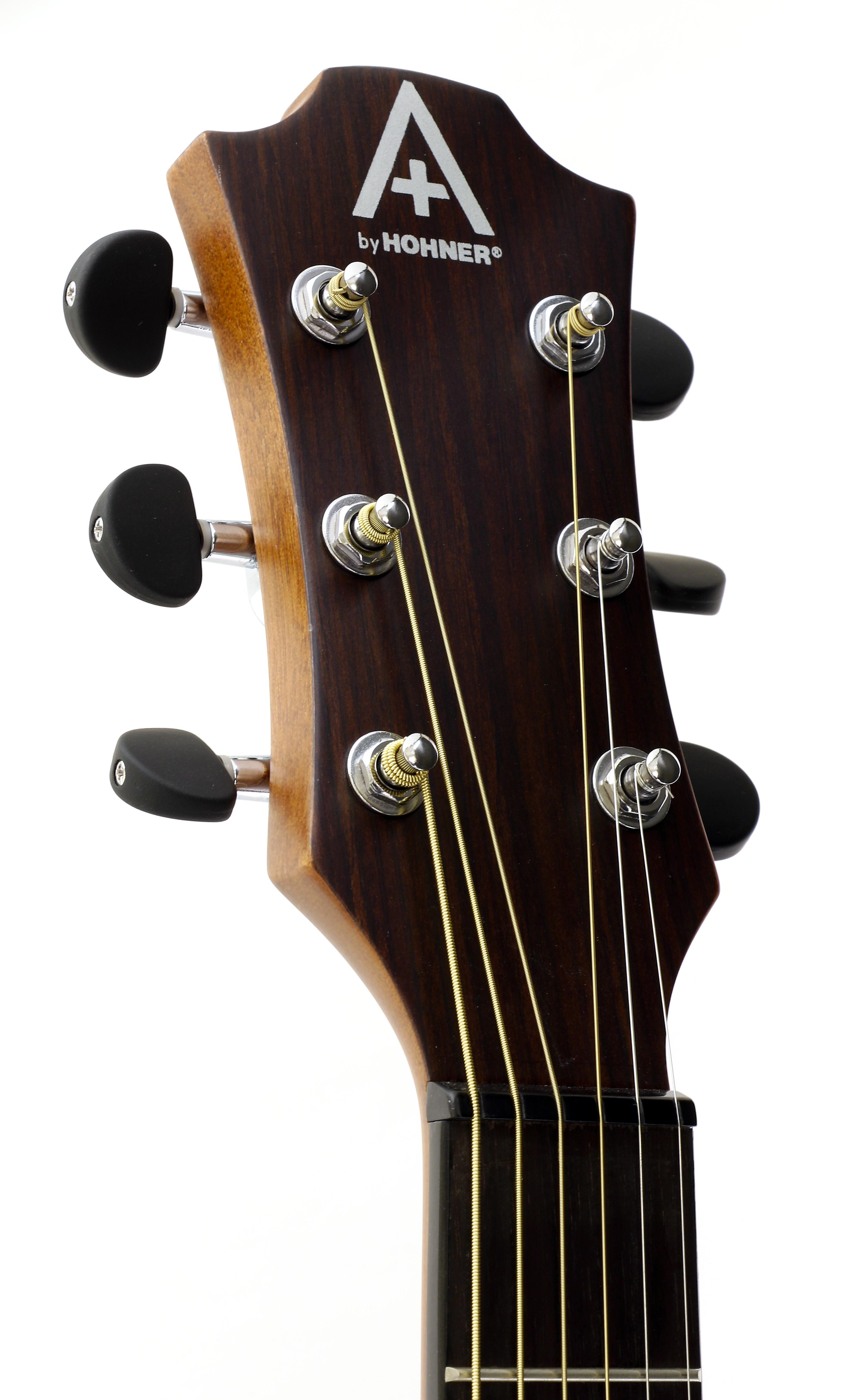 Hohner AS305-NS Dreadnought Natural Satin Guitar