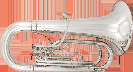 Kanstul Model 201-C BBb 4/4 Convertible Tuba