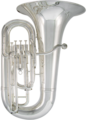 Kanstul Model 66-T 4/4 EEb Top Action Concert Tuba