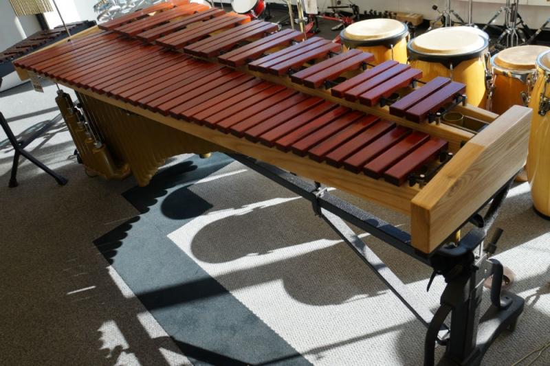Trixon Karl-Heinz Weimer Series 5 Octave Concert Marimba - Free Delivery