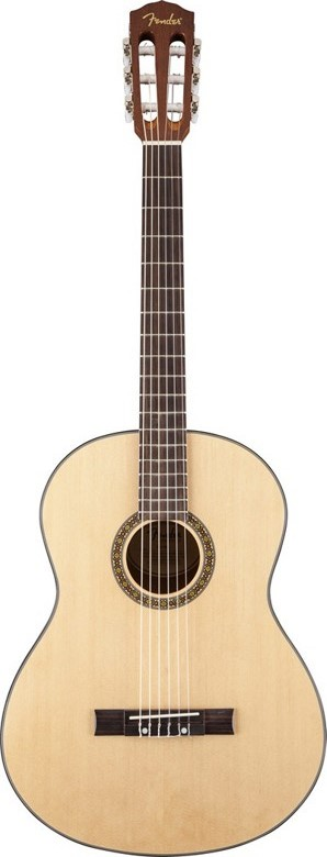 Fender FC-100 Classical Guitar Pack with Gig Bag