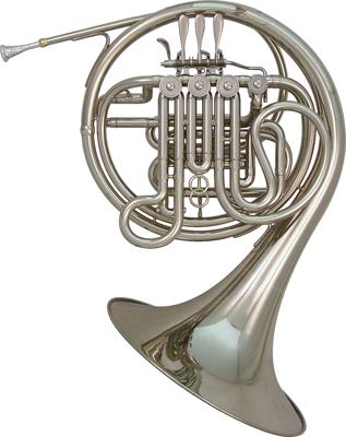 Kanstul Model 330 F/Bb Full Double Horn