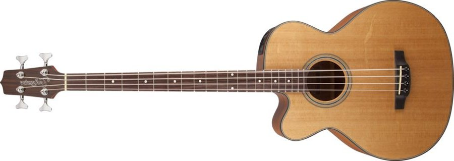 Takamine GB30CELH-NAT Acoustic Electric Bass Guitar