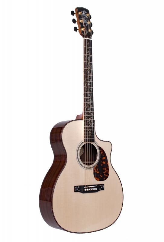 Larrivée OMV-10 Custom - NAMM 2016 Acoustic Guitar