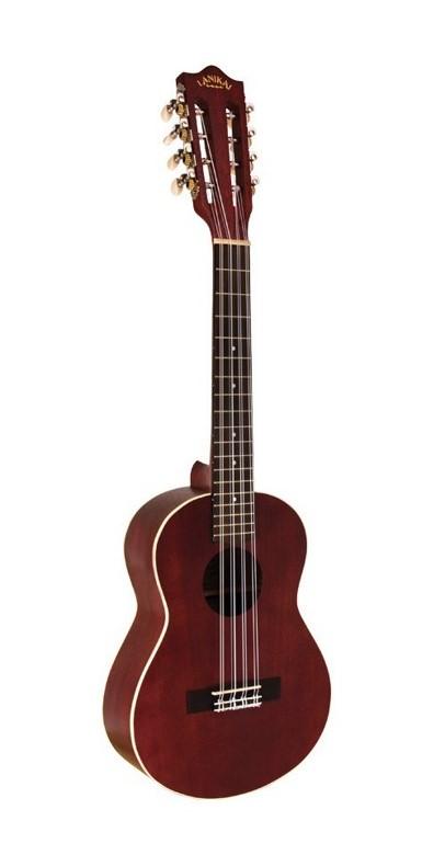 Lanikai LU2-8 8-String Tenor Mahogany Ukulele