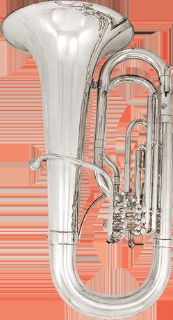 Kanstul Model 201-C 4/4 BBb Convertible Tuba