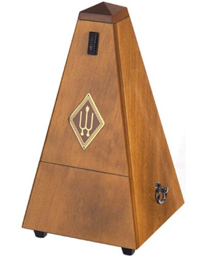 Wittner?? Wood High Polish Key Wound Metronome