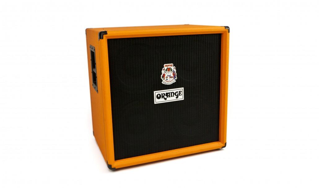 Orange OBC410H 4 x 10 Bass Guitar Speaker Cabinet