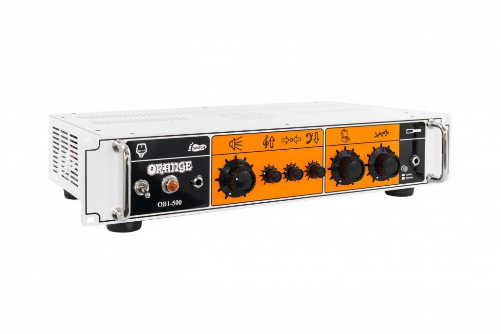 Orange OB1-500 Bass Guitar Amp Head