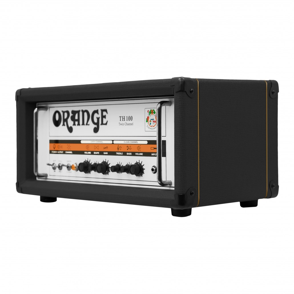 Orange TH100 100-Watt 2-Channel Black Guitar Tube Head
