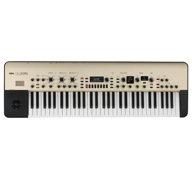 Korg KingKORG - 61-Key Analog Modeling Synthesizer