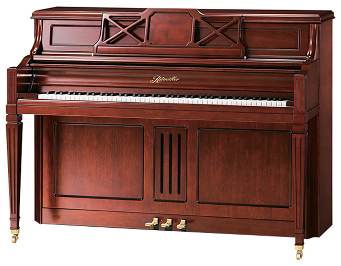 Ritmuller UP 110RB1 Continental American Upright Piano