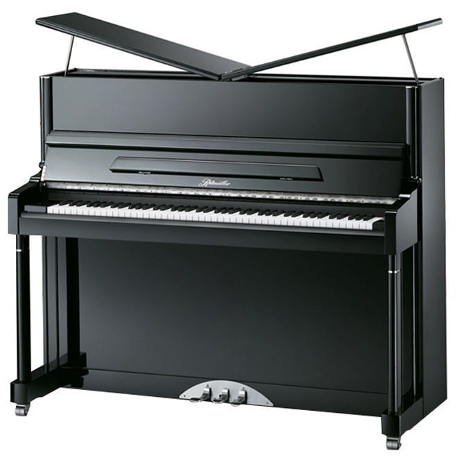 Ritmuller R2 Professional Butterfly Lid Upright Piano