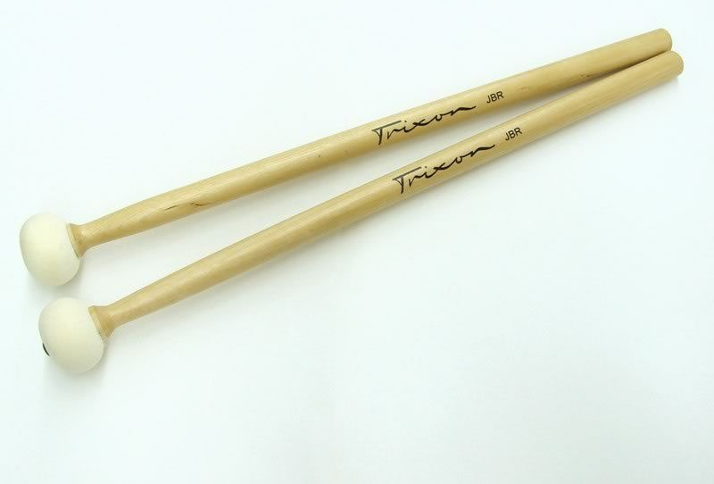Trixon JBR Bass Drum Mallets - Small